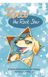 Rocco the rock star